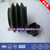 High quality accordion molded silicone rubber bellows