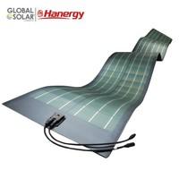 Hanergy flex high efficiency rollable solar cells solar panel_275W