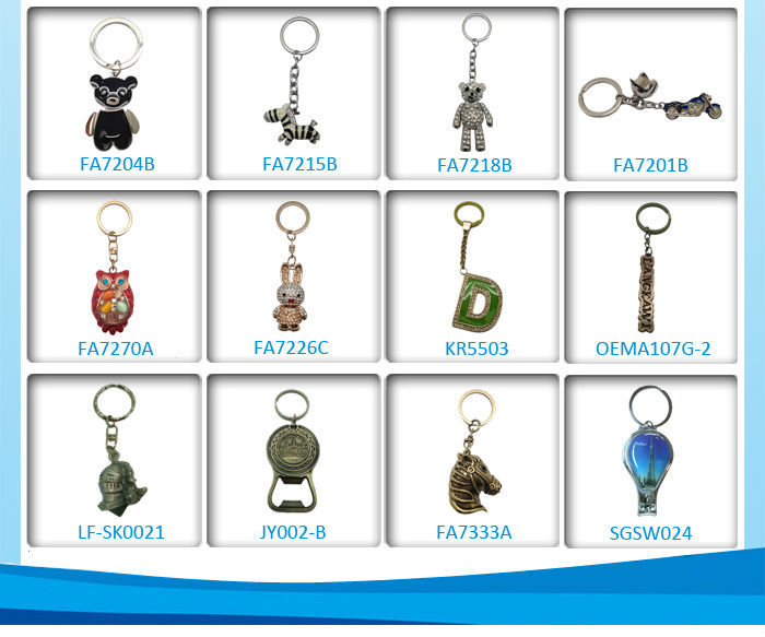 Wholesale Innovative Design Key Ring