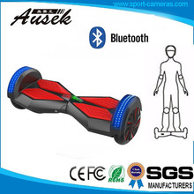Two Wheel bluetooth Electric Scooter hands free can connect with mobile phone and play mobile phone music