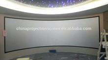 """3D curvada pantalla de proyección 400 """" ( 16:9 )"""