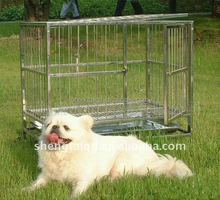 wholesale hot dip galvanized large metal dog cage for sale
