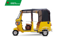 Luxury India CNG system Electric Tricycle For Passenger