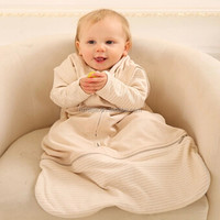 Thermal control fabric on baby sleeping sheet
