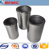 gold melting clay graphite crucible for casting