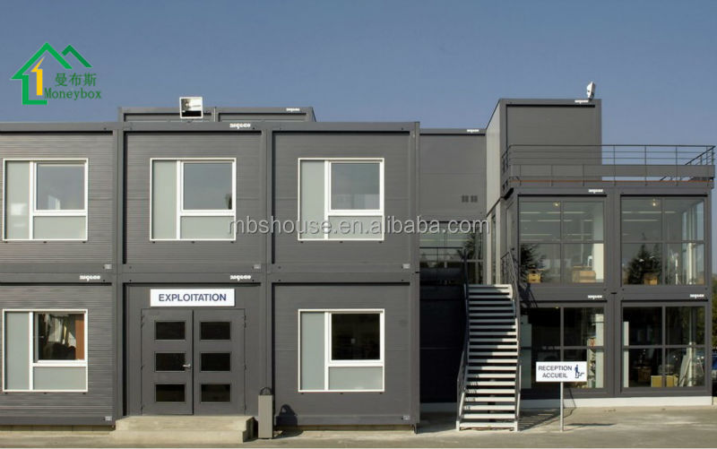 China 20ft prefab container home for sale modern prefabricated container house price mobile - Shipping container home prices ...