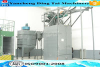 Stable working hager type shot blast equipment /Automatic Hanger Type Abrator