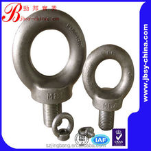 Galvanized steel eye bolt m3