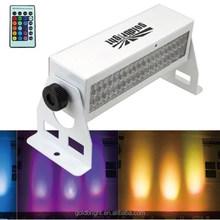 Dmx 512 10 w LED portátil multicolor