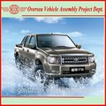 China pickup. energía fuerte, caliente venta 4 x 4 AWD NEW CAR CAOGO TRUCK VEHICLE montar 4WD