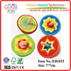 Stocked Cheap Promotional Toy Child's Wooden Spinning Top Toys