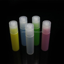 5 ml PP cosmetic package used roller ball lip balm