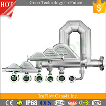 Analog output liquid lpg flow meter