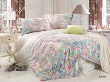 High-grade tencel bedding sets Silky comforter sets