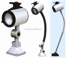 adjustable arm work lamp for cnc machine
