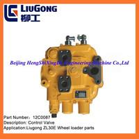 Hydraulic parts Multitandem valve, 12C0087 for Liugong CLG835 Wheel loader