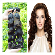 Unprocessed 100% human hair unique style virgin hair chinese shop on line