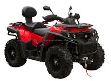 New 800CC luxury two seaters 4x4 ATV