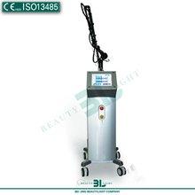 Rf Co2 laser skin resurfacing machine with ITC