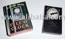 TELL O CLOCK MAGIC