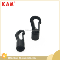 Custom china plastic decorative handbag hook buckles