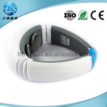 High demand low frequency neck massager