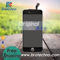 Original Full Front LCD Glass Screen Display Digitizer Assembly for iPhone 6 Plus 5.5 inch Repair Parts