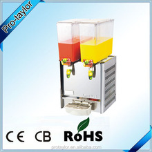 Commercial 2015 advanced technology fresh juice dispenser
