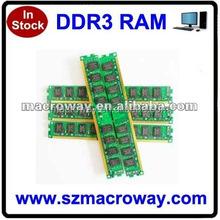 Top quality ram ddr3 2gb 1066 1333 mhz