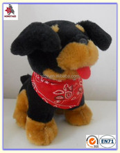 lovely stuffed and plush dog toys