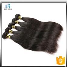 Preço de fábrica 7A 100% cor natural cabelo onda vermelho escuro