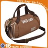 Wholesale cheap canvas travel round ball sport bag for men