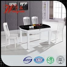 new style high quality folding dining table and chairs set