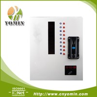 COIN-OPERATED SELF SERVICE ELECTRIC CAR CHARGER (ELECTRIC VEHICLE CHARGING MACHINE)