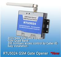 GSM SMS door open alarm system rtu5024