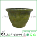 al aire libre baratos de cerámica macetas decorativas
