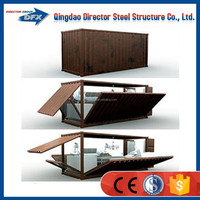 2015 smart ablution steel container house