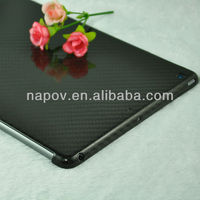 For iPad air real carbon fibre cover