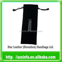 barber shop equipment mini hair straightener bag