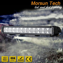 """20"""" light bar one row,led bar lights with DT 2pin Connector"""