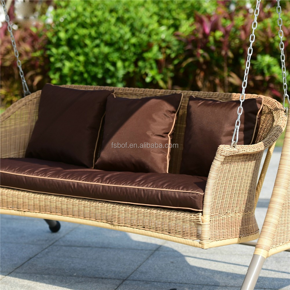 Outdoor Furniture Swing Seat Set,Metal Outdoor Swings For Adults ...