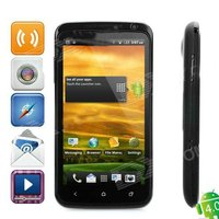 """One X Android 4.0 WCDMA 4.7"""" Capacitive Screen GPS Wi-Fi Dual-SIM Mobile phone"""