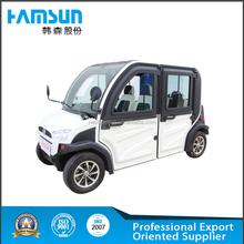 China Favourable 4 Seats Electric Car,Mini Passenger Van