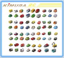 12 unids/lote mini tire hacia atrás coche de juguete de Control remoto vehículo niños del bebé niños juguetes regalos para