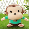 2015 hot sale monkey plush toy