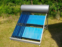 high quality Evacuated Tube solar hot water systems
