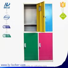 Student hostel lockers intended for American school children