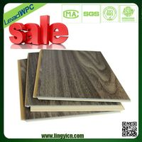 cork parquet lamella wood water resistant laminate flooring