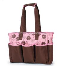Wholesale Mommy's Bag New Diaper Hand Bag Totes Shoulder Diaper Bag