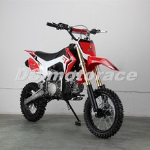 Small displacement off-road 125cc 2 stroke dirt bike